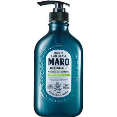 MARO 薬用デオスカルプシャンプー 480mL