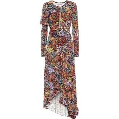 プリーン バイ ソーントン ブルガッジ Preen by Thornton Bregazzi レディース ワンピース ワンピース・ドレス floral stretch crepe dress Garden