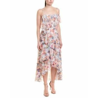 ML Monique Lhuillier ML モニークリュエリ ファッション ドレス Ml Monique Lhuillier Maxi Dress