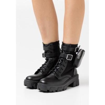 レイド レディース ブーツ&レインブーツ シューズ TYLIN - Lace-up ankle boots - black black
