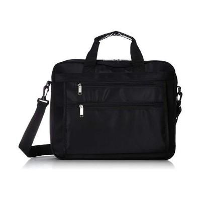 [エフスタイル] F-STYLE B4サイズ 大型ビジネスバッグ ブラック