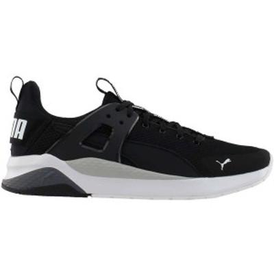 プーマ メンズ スニーカー シューズ Anzarun Cage Lace Up Sneakers Black