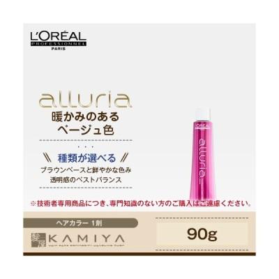 ロレアル プロフェッショナル アルーリア ファッション 第1剤 90g【モカ】