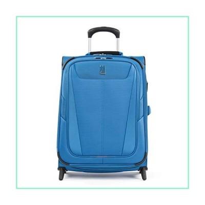 Travelpro Maxlite 5 - Softside Lightweight Expandable Upright Luggage, Azure Blue, Carry-On 20-Inch【並行輸入品】
