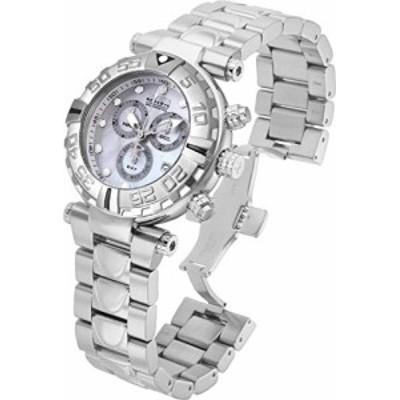 腕時計 インヴィクタ インビクタ Invicta Men's Subaqua Quartz Watch with Stainless-Steel Strap, Si