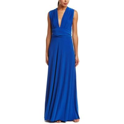 イシュー ワンピース トップス レディース issue New York Gown royal