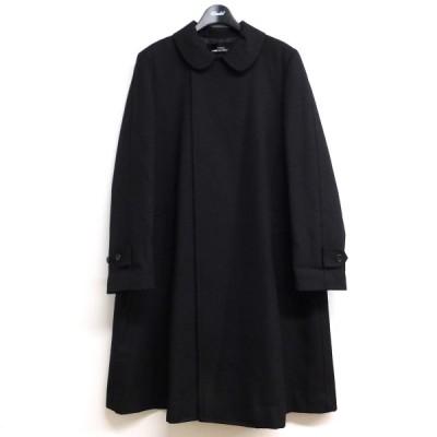 tricot COMME des GARCONS ラウンド襟コート ブラック (三条堀川店) 210307