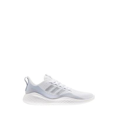 アディダス レディース スニーカー シューズ Fluidflow 2.0 Sneaker FTWWHT/SIL