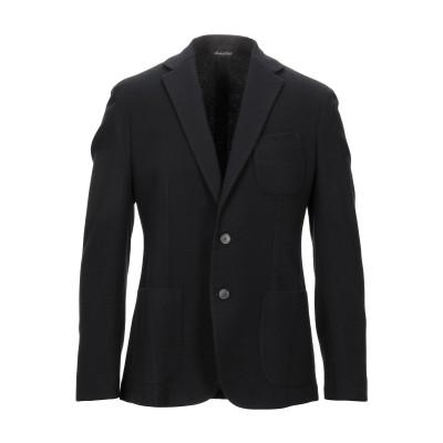 ブライアン デールズ BRIAN DALES テーラードジャケット ブラック 50 ウール 88% / ナイロン 8% / ポリウレタン 4% テー