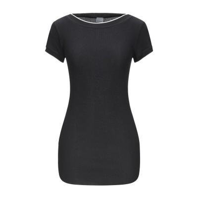 C-CLIQUE T シャツ ブラック S ポリエステル 58% / レーヨン 42% / ナイロン / ポリウレタン T シャツ