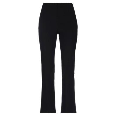 THE ROW パンツ ブラック 10 レーヨン 76% / バージンウール 21% / ポリウレタン 3% パンツ