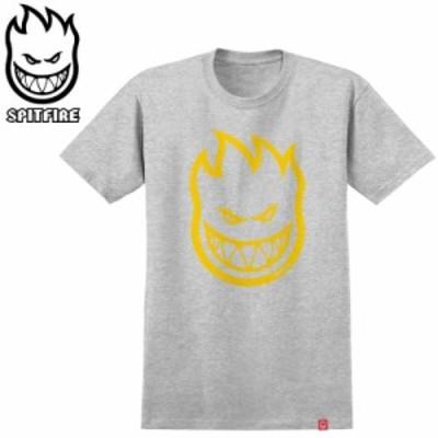 SPITFIRE スピットファイア スケボー Tシャツ BIGHEAD TEE NO237