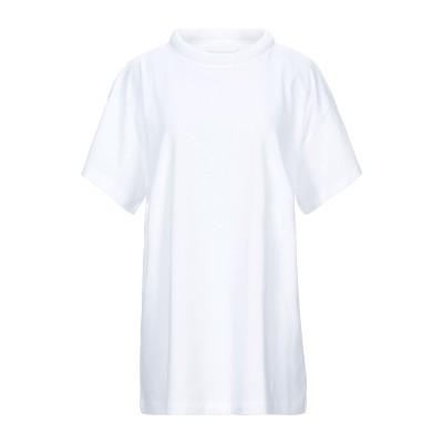 メゾン マルジェラ MAISON MARGIELA T シャツ ホワイト S コットン 100% / ポリエステル T シャツ