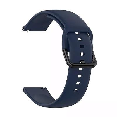 ソフト シリコーン 20 ミリメートル ストラップ スポーツ 時計 バンド 交換手首 ストラップ ブレスレット リスト バンド バックル
