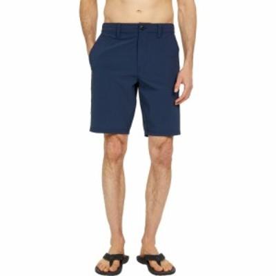 ボルコム Volcom メンズ ショートパンツ ボトムス・パンツ Bohnes 20 Hybrid Shorts Navy