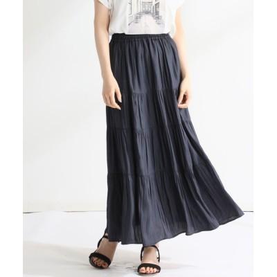 Honeys / ティアードスカート WOMEN スカート > スカート