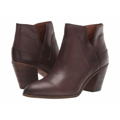 フランコサルト ブーツ&レインブーツ シューズ レディース Odessa Brown Leather