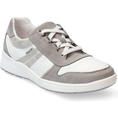 メフィスト MEPHISTO レディース スニーカー ローカット シューズ・靴 Ruby Low Top Sneaker Steel Nubuck Leather