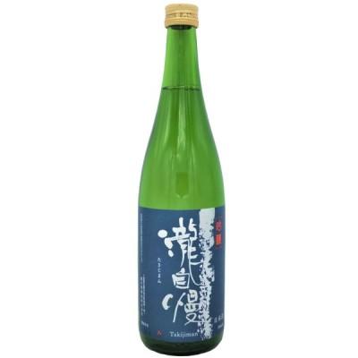 【日本酒】 瀧自慢 吟醸 720ml ギフト 贈答用 おすすめ