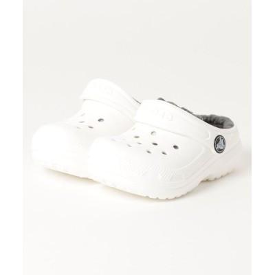 crocs / クラシック ラインド クロッグ キッズ Classic Lined Clog Kids KIDS シューズ > サンダル
