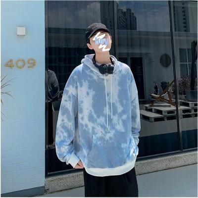 2020新作 秋ファション パーカー メンズ 長袖 ゆったり 大きいサイズ プルオーバーパーカー長袖 定番 人気 ゆったり 防寒 秋冬 アウトドア