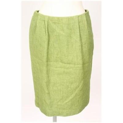 【中古】トゥモローランドコレクション TOMORROWLAND collection ツイード スカート ahm0531 レディース