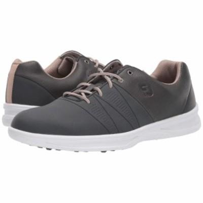 フットジョイ FootJoy メンズ スニーカー シューズ・靴 contour casual Charcoal