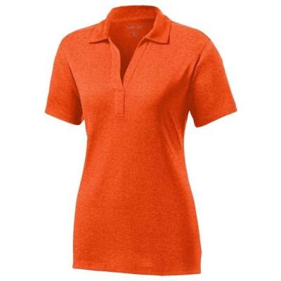レディース 衣類 トップス Sport-Tek Women's Heather Contender Polo Shirt ブラウス&シャツ