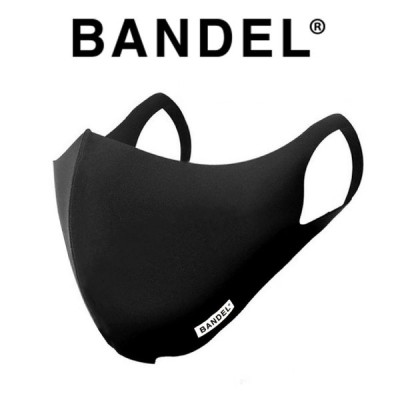 BANDEL バンデル 3Dデザインマスク Staple Logo / Box Logo