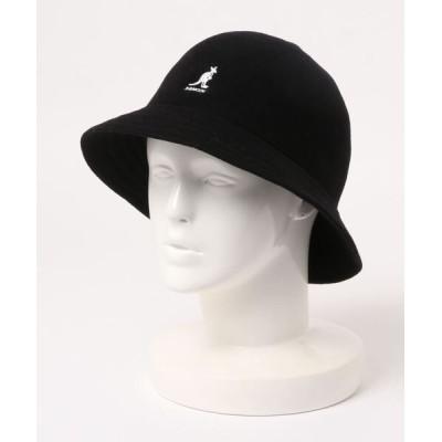 polcadot / [KANGOL]Wool Casual/ウール ベルハット MEN 帽子 > ハット