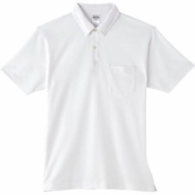 4.9OZ ボタンDポロポケアリ SS-LL toms トムス マルチSPポロシャツ (00198a-001)