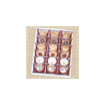 手作り ロシアケーキ(18個入り)栄光堂製菓