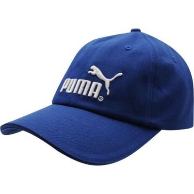 プーマ Puma メンズ キャップ 帽子 No 1 Logo Cap Navy/White
