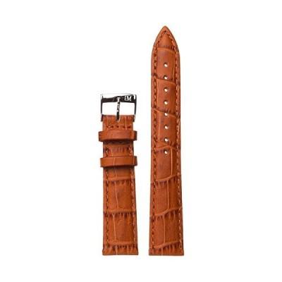 MORELLATO[モレラート] カーフ時計バンド BOLLE ボーレ 18mm ハニーブラウン 交換用工具付き [正規輸入品] X226948014