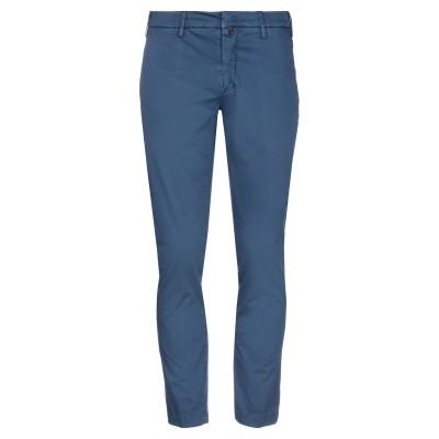 BARONIO パンツ ブルー 34 コットン 97% / ポリウレタン 3% パンツ