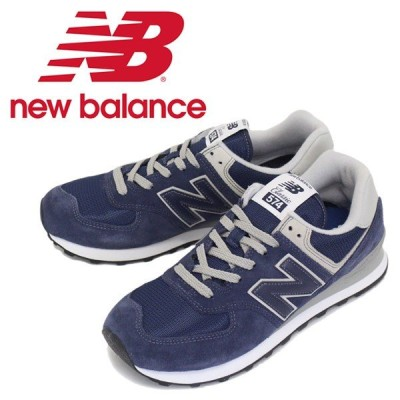 new balance (ニューバランス) ML574 EGN スニーカー NAVY NB617