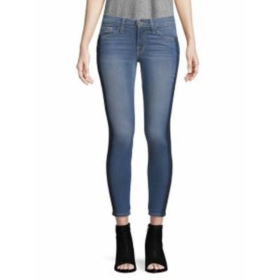 エティエンヌマルセル レディース パンツ デニム Two-Tone Skinny Jeans