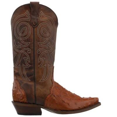 ローパー レディース ブーツ・レインブーツ シューズ Trudy Triad Ostrich Cowboy Boots