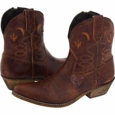 ディンゴ Dingo レディース シューズ・靴 Adobe Rose Light Brown Distresssed