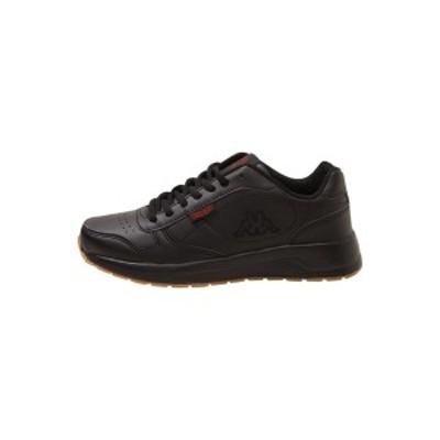 カッパ メンズ スニーカー シューズ BASE II - Walking trainers - black black