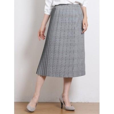 TAKA-Q / エムエフエディトリアルレディース/m.f.editorial:Women変形プリーツスカート WOMEN スカート > スカート