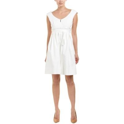 ナネットレポー ワンピース トップス レディース Nanette Lepore A-Line Dress ivory