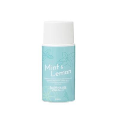 生活の木 ミント&レモン サンブロックミルク 45ml