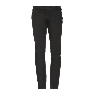 アントレ アミ ENTRE AMIS パンツ ブラック 40 コットン 97% / ポリウレタン 3% パンツ
