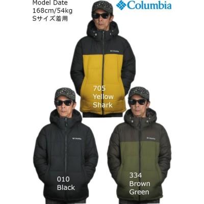 コロンビア COLUMBIA ジャケット オムニヒート メンズ アウター パイクレイクフーデッドジャケット WE0020 限定品 送料無料(中国,四国,九州除く)