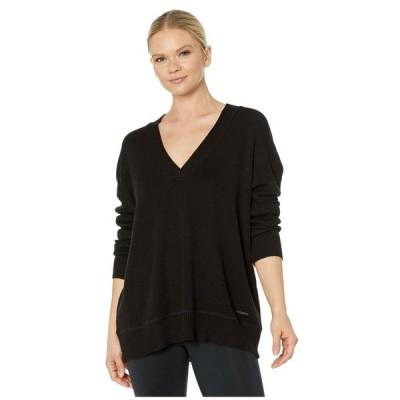 カーヴデザイン Carve Designs レディース ニット・セーター トップス Aurora Sweater Black