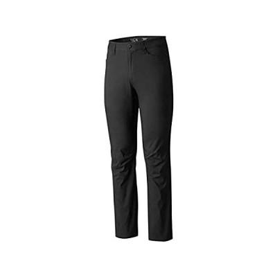 Mountain Hardwear 1732761 Men's Hardwear AP 5-Pocket Pant, Black- 40-30