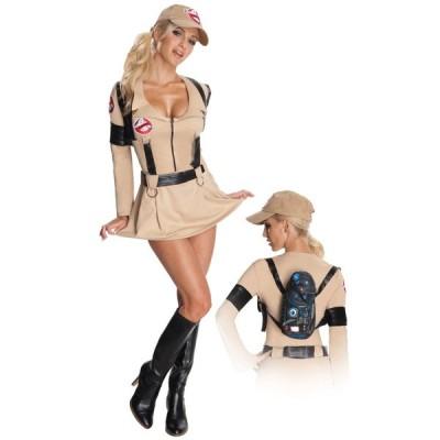 ゴーストバスターズ セクシー 衣装 、コスチューム 大人女性用
