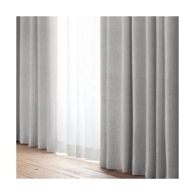 [100X200]遮光4枚入りカーテン YDD STAND 4P 4枚入 ライトグレー