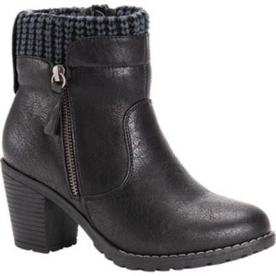 ムクルクス MUK LUKS レディース ブーツ ショートブーツ シューズ・靴 Gail Ankle Boot Black